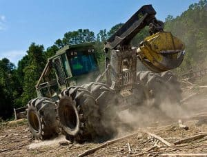 forestry tyre