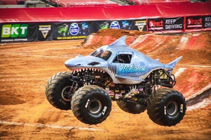 monster Truck tyre