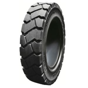 High Elastic Solid Tyre